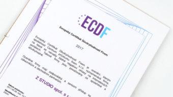 Získali jsme Evropský Certifikát Důvěryhodnosti Firem