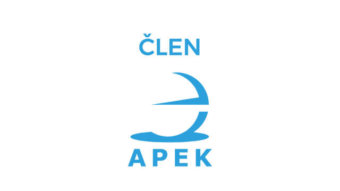 We're a member of the APEK association