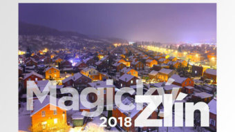 "Collaboration on the ""Magic Zlín 2018"" calendar"
