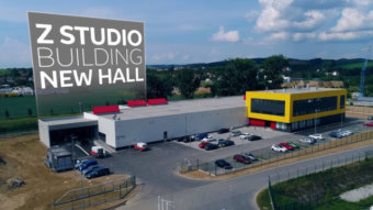 New headquarters Z STUDIO